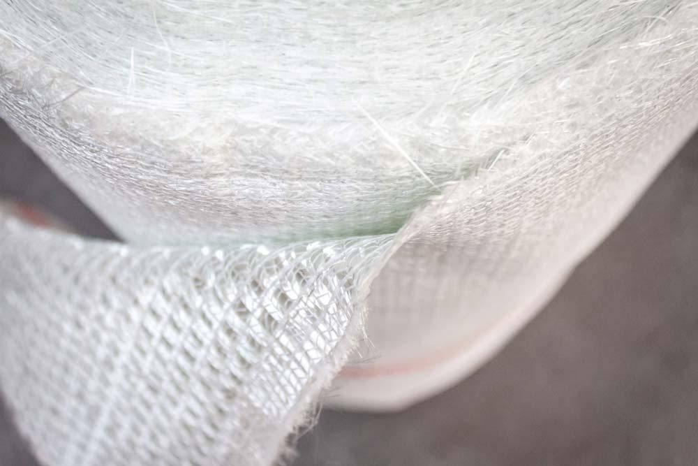 Glasfasermatte Korrosionsbestaendige Gasfaser Composite