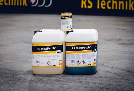 RS MaxPatch® Silicate resin
