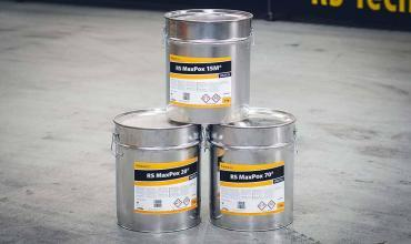 RS MaxPox® Epoxidharz-System für RS MaxLiner®